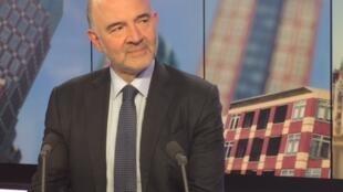 Pierre Moscovici, invité d'Ici l'Europe.