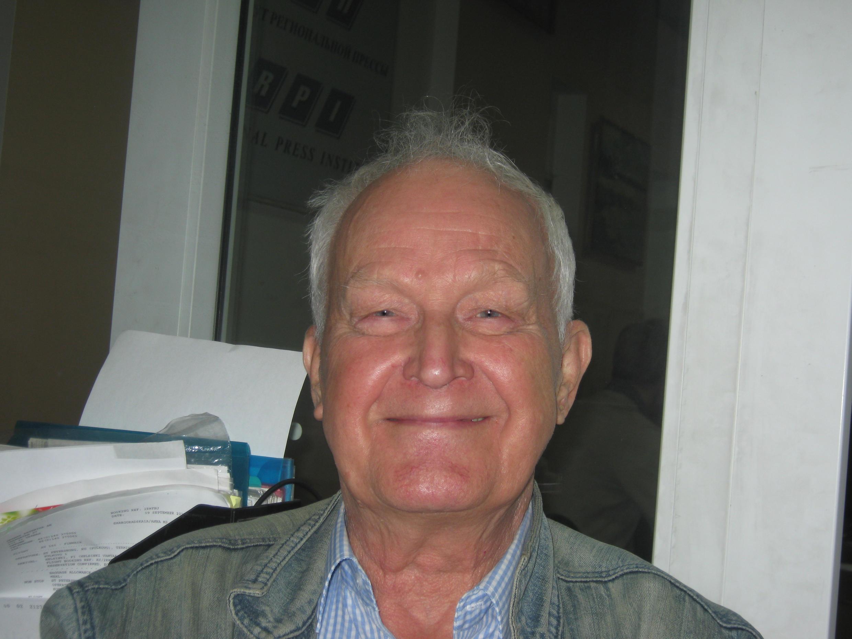 Член Правозащитного совета Санкт-Петербурга Юрий Вдовин