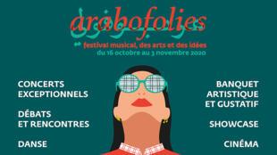 Arabofolies, du 16 octobre au 3 novembre 2020.