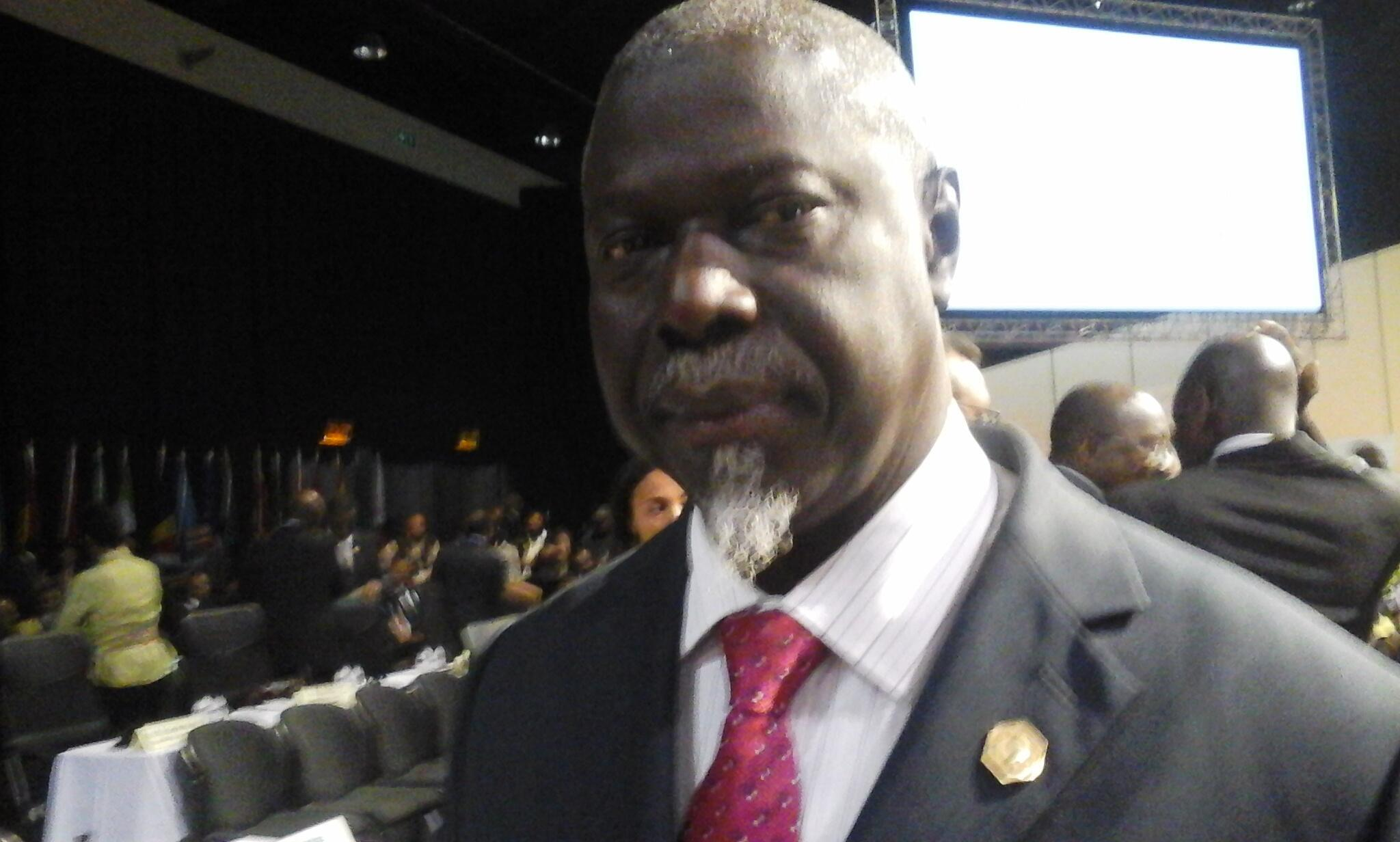 Mário Lopes da Rosa, ministro guineense dos negócios estrangeiros