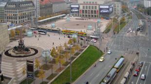 Ảnh minh họa : Thành phố  Leipzig, Đức.