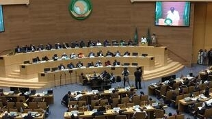 The opening remarks at 30th African Union summit