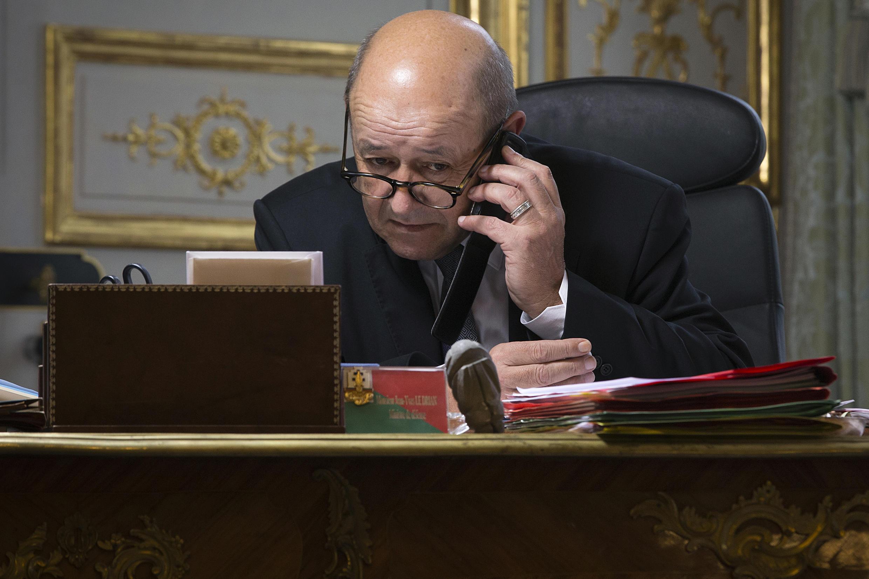 Бывший министр обороны Жан-Ив Ле Дриан получил пост главы французской дипломатии