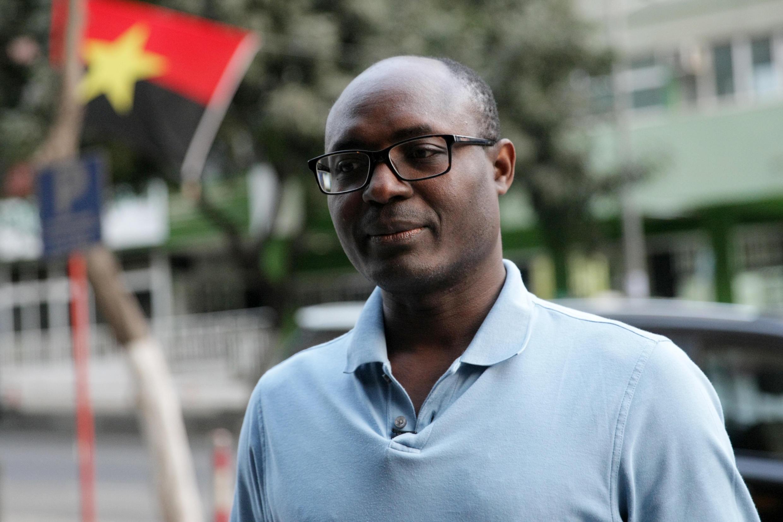 Rafael Marques, jornalista e activista angolano