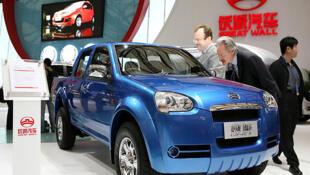 中國汽車進軍西歐