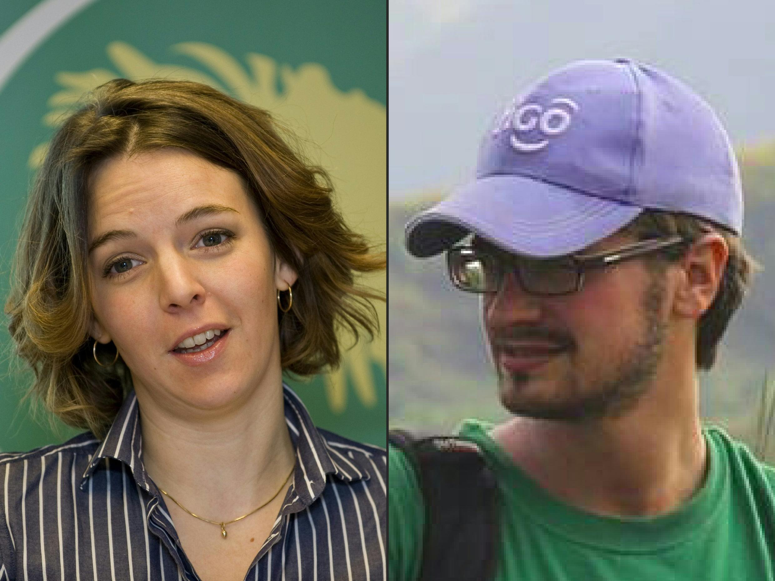 Les experts de l'ONU Zaida Catalan (photo de 2009) et Michael Sharp ont été assassinés dans le Kasaï, en mars 2017.