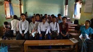 En Birmanie, le parlement, a rejeté une proposition de loi visant à donner davantage de moyens à l'éducation dans les régions.