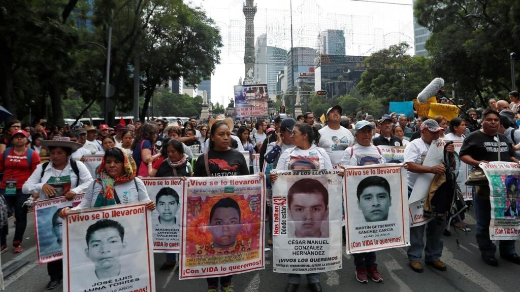 À la Une: l'enquête sur les disparus d'Iguala relancée au Mexique