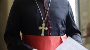 Đức Hồng Y Jaime Ortega, lãnh đạo Giáo Hội Công Giáo Cuba. Ảnh chụp ngày 20/05/2010 tại La Habana