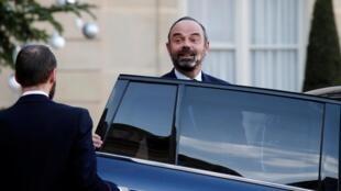 12月18日的法國總理菲利普