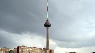 Il y a 25 ans, le 13 janvier 1991, les troupes soviétiques prenaient d'assaut la tour de télévision de Vilnius (notre photo) et tuaient 14 personnes.