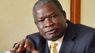 Uganda's state minister for internal Affairs, Mario Obiga Kania