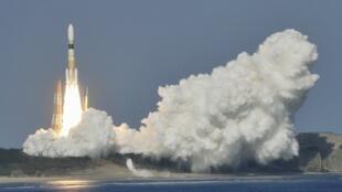 Tên lửa đẩy H-2B mang đưa tàu vận tải khôgn gian HTV2 được phóng thành công ngày 22/1/2011