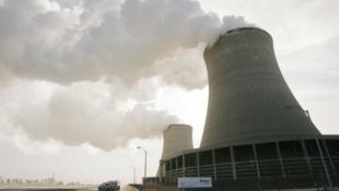Centrale nucléaire, à Byron, dans l'Illinois, le 17 février 2006.