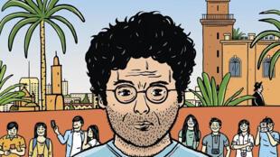 Affiche du film-comédie «Né à Jérusalem et toujours vivant» signé Yossi Atia et David Ofek.