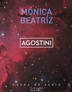 Portada de la novela 'Mónica Beatriz'