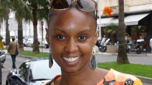 Wanuri Kahiu, réalisatrice kényane du film «Rafiki».