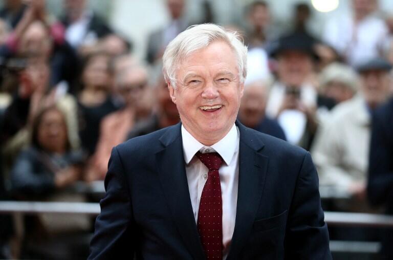 David Davis alias Monsieur le ministre du Brexit