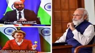 Inde Sommet Bruxelles