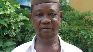 Moyamba district paramount chief Charles Caulker