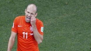 Arjen Robben ya yi ritaya bayan ya gaza samar wa Holland gurbi a gasar cin kofin duniya a Rasha