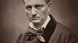 Charles Baudelaire por Étienne Carjat, hacia 1862.