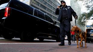 Полиция эвакуировала 24 октября Тайм-Уорнер-Центр в Нью-Йорке