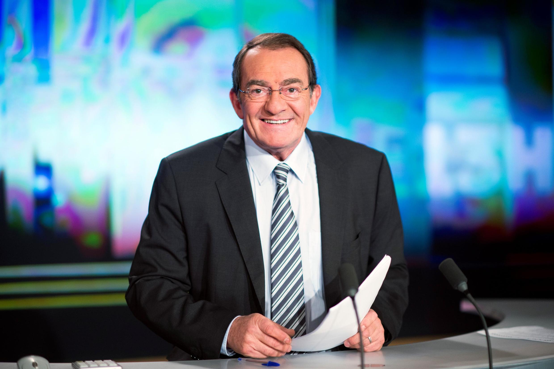 Le journaliste Jean-Pierre Pernaut quitte le plateau du journal télévisé de TF1.