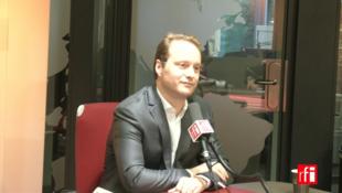 Sylvain Maillard sur RFI le 27 juillet 2017.