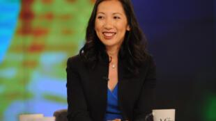Leana Wen, la nouvelle présidente de Planned Parenthood, le planning familial américain.