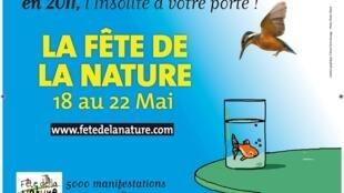A 5ª Festa da Natureza aconteceu em toda a França
