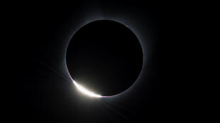 Солнечное затмение, штат Орегон, 21 августа 2017 г.