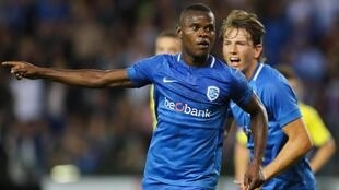 Mbwana Samatta played for Genk for four years before his transfer to Aston Villa.