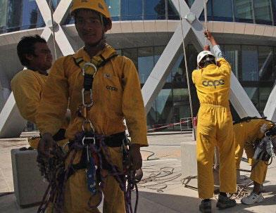 Lao động Nepal tại Doha, Qatar