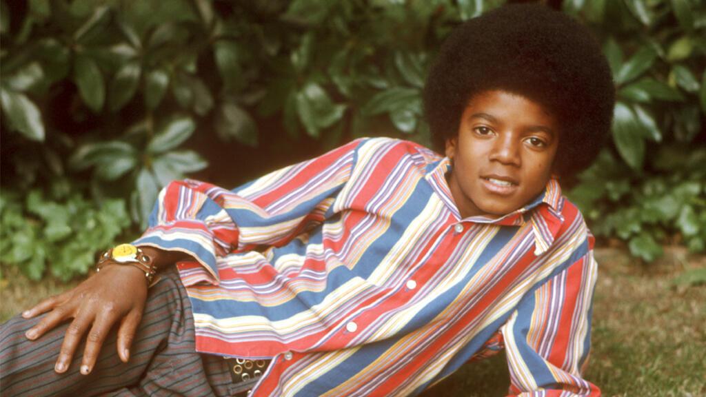 Michael Jackson, 1972, à Los Angeles.