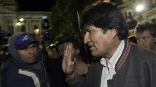 Le président bolivien Evo Morales a annulé la concession de la société canadienne South American Silver sur la mine de Mallku Khota.