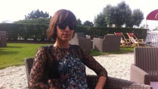 La réalisatrice Ana Lily Amirpour.