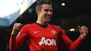 Dan wasan Manchester United, Robin Van Persie