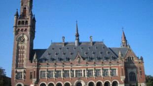 Sede del Tribunal de La Haya.