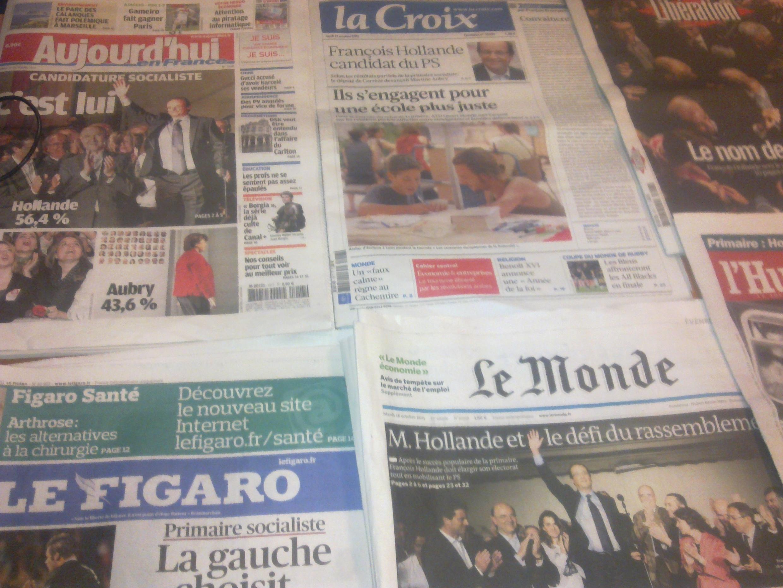 Diarios franceses17/10/2011