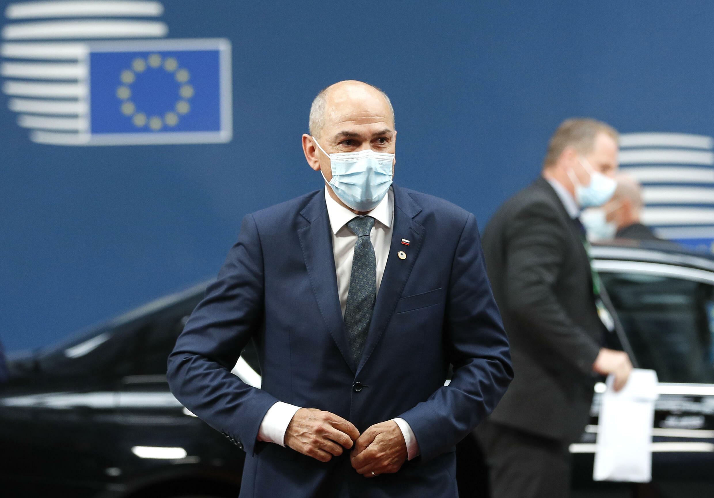 نخستوزیر اسلوونی که به گرایشهای پوپولیستی شهرت دارد از روز اول ماه ژوئیه ریاست دورهای اتحادیه اروپا را برعهده دارد.