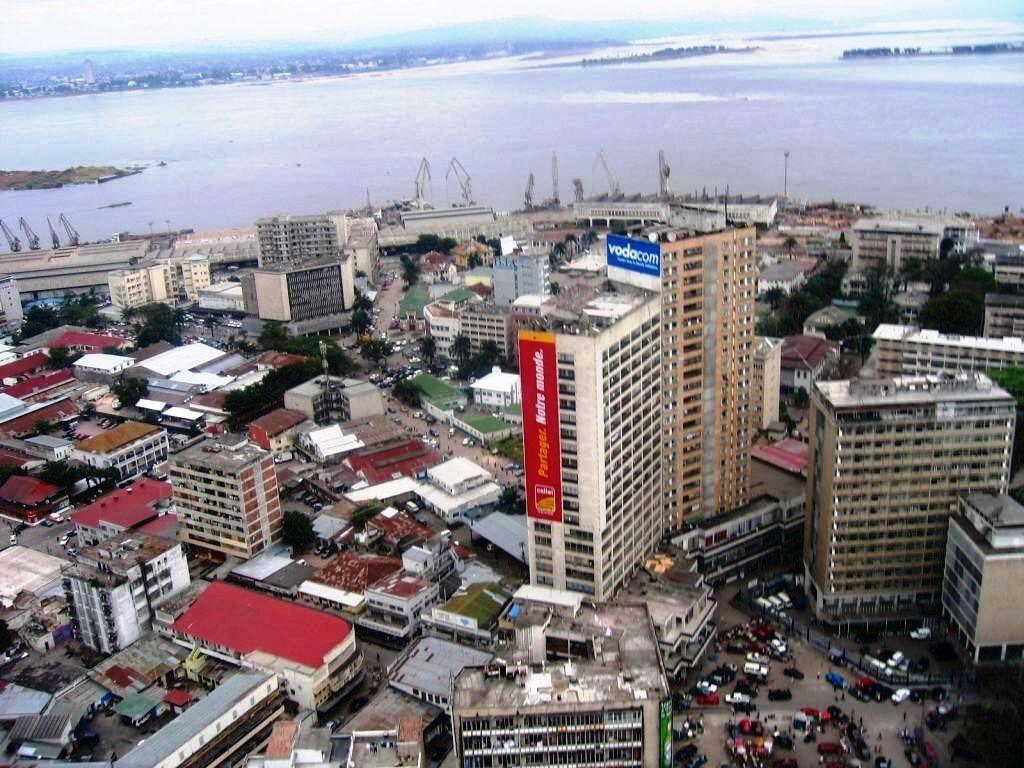Jiji la Kinshasa, DRC