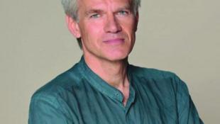 Portrait du journaliste et reporter Olivier Weber.