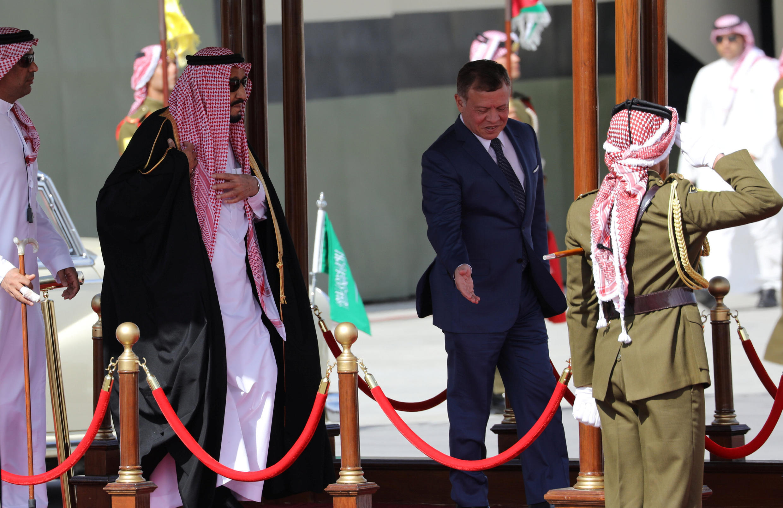 Sarkin Salman na kasar Saudi Arabia