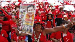Phe Áo Đỏ biểu tình tại Bangkok, ngày 14/03/2010