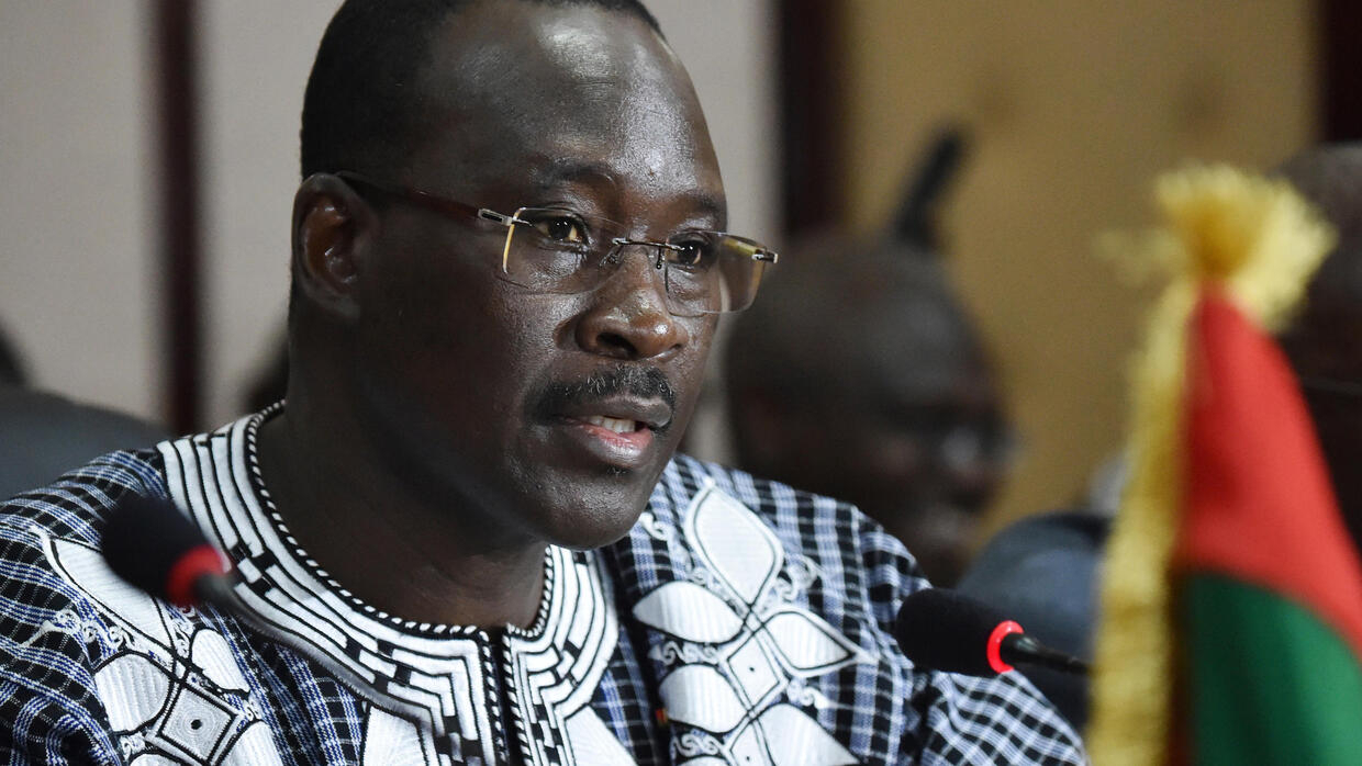 Burkina Faso: the MPS requests Isaac Zida to be its presidential candidate  - Teller Report