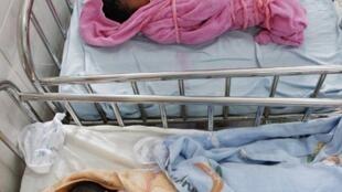Les maternités n'ont pas été débordées suite à l'annonce de la fin de la politique de l'enfant unique, en novembre 2013.