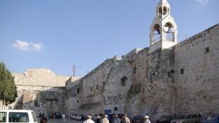 Basílica da Natividade de Belém
