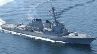 នាវាពិឃាតអាមេរិក Destroyer USS Decatur