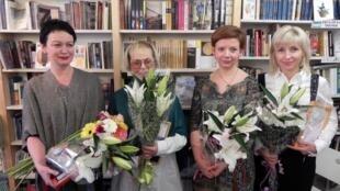 Лауреаты национальной премии белорусских правозащитников